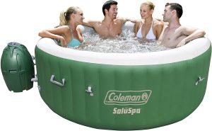 Coleman SaluSpa 6 Person