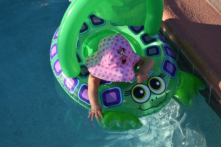 Best Pool Float For 2 Year Old
