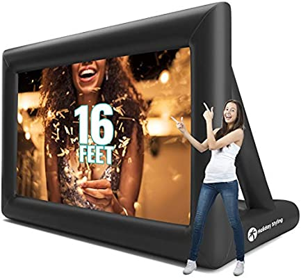Best buy inflatable movie screen